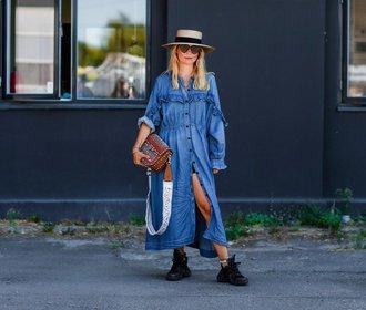 Kde právě teď koupíte stylové džínové šaty? Našli jsme ty nej!