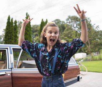 Oblečení jako ze Stranger Things: Pořiďte si košili nebo overal jako Eleven!