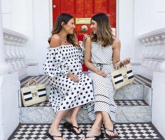 Dvojčata, která ovládají Instagram! Britské novinářky, švédské modelky i palestinské DJky!