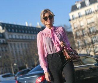 Našli jsme pro vás: 20 nejkrásnějších romantických halenek k džínám