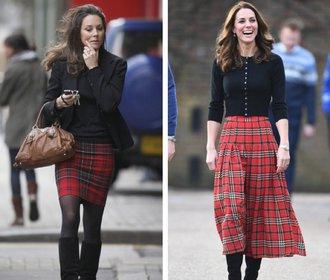 Než se stala vévodkyní, byla tuctovkou. Neuvěříte, jak se Kate změnila!