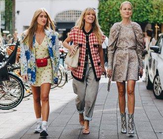 Móda v ulicích Kodaně: Lekce skandinávské elegance a také radosti!