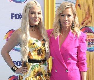 Teen Choice Awards 2019: Donna & Kelly z Beverly Hills si (marně) hrály na dvacítky!