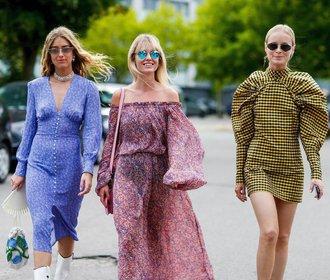 Šaty jako Skandinávky: Inspirujte se bohémským stylem severu