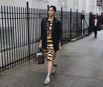 13 kousků ze zvířecími vzory, které budou na podzim víc cool než leopardí sukně!