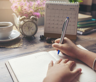 Tipy, jak si plánovat týden, abyste zvládla vše