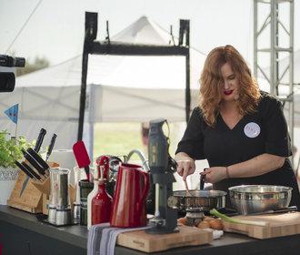 Cuketové muffiny podle Dariny Křivánkové a další skvělé recepty z F.O.O.D pikniku