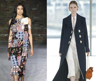 Kompletní přehled podzimních trendů z přehlídek: Miniaturní kabelky, kápě i satén!