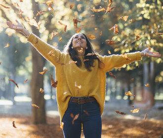 Téma měsíce: Jak si užít podzim. Čím si v redakci děláme radost my?