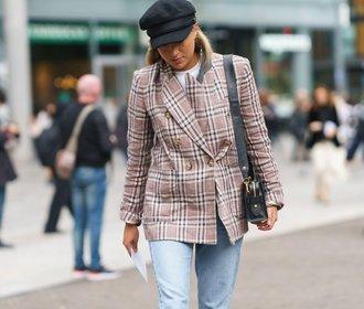 Jak nosit dámské sako: Hodí se k džínám, společenským kalhotám i k sukni!