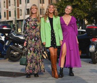Nejkrásnější podzimní šaty: Jaké jim vládnou trendy a kde je koupíte?