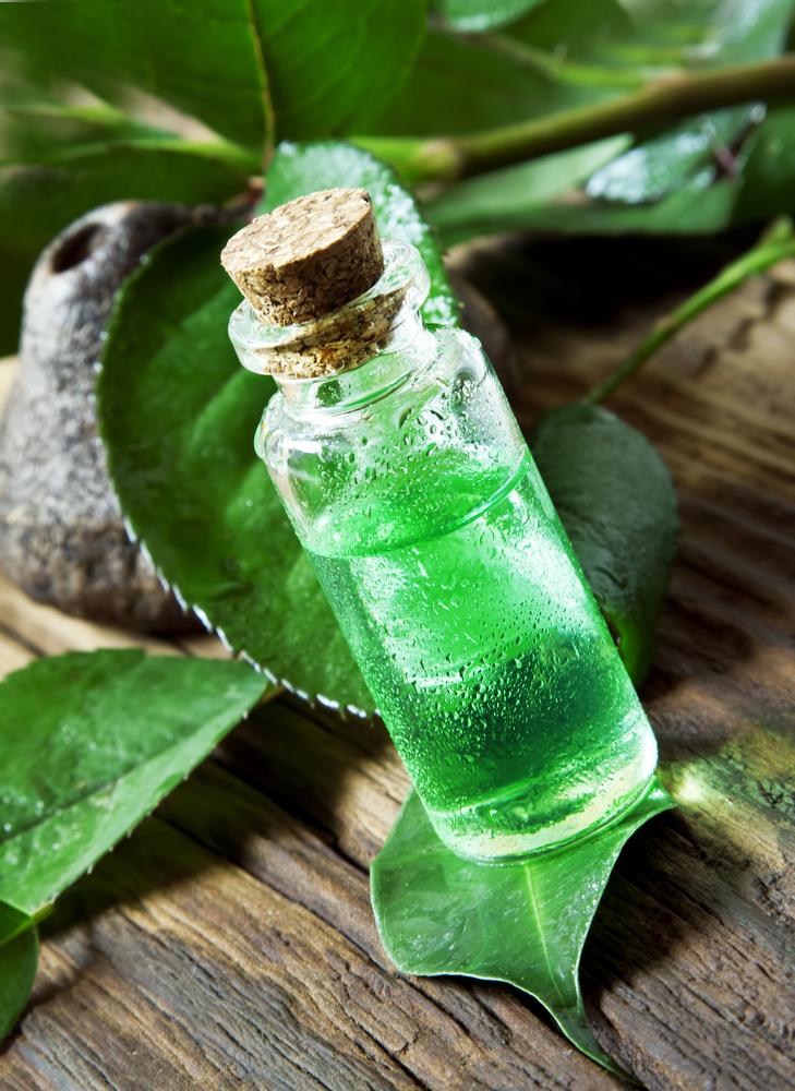 Jestli věříte v léčivou sílu olejíčků, pak sáhněte na mykózu po tea tree oleji.