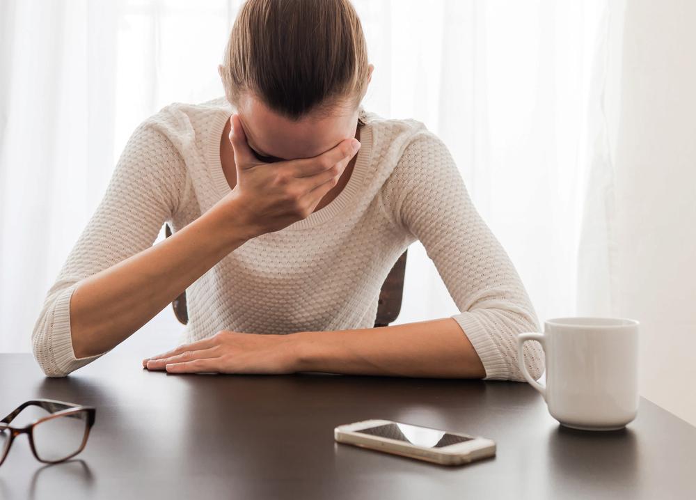 Bolest hlavy může být i ze stresu