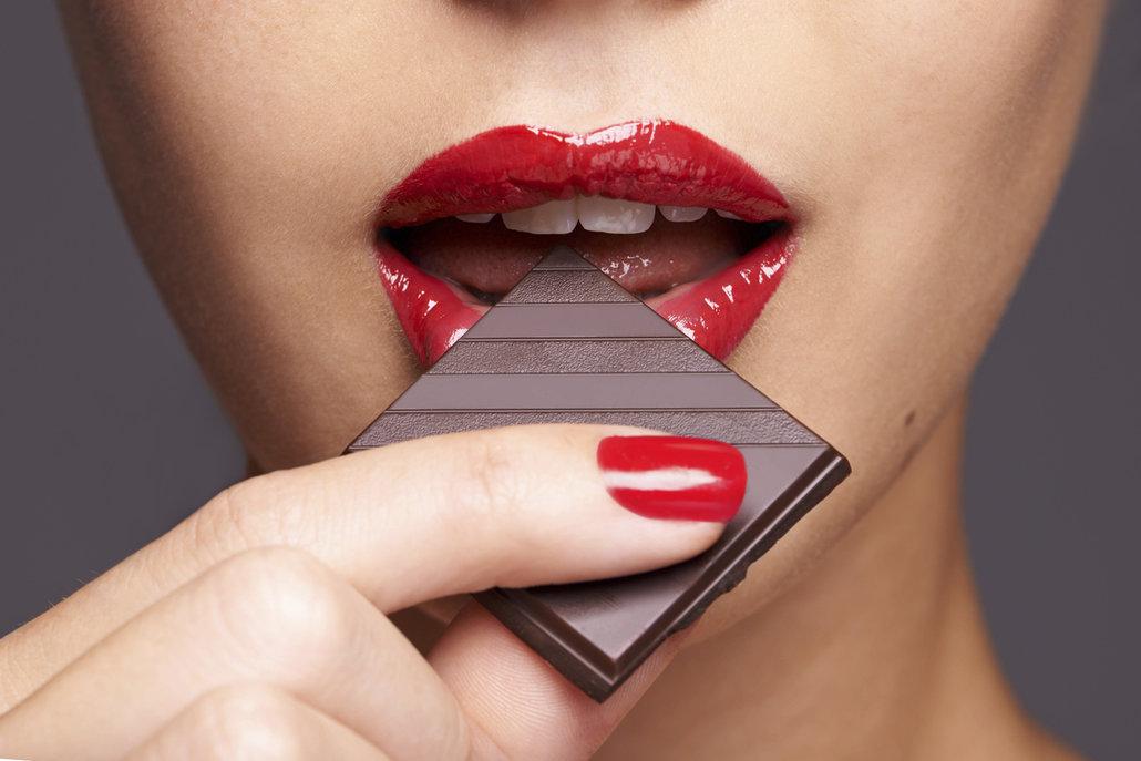 Hořká čokoláda je váš povolený hřích