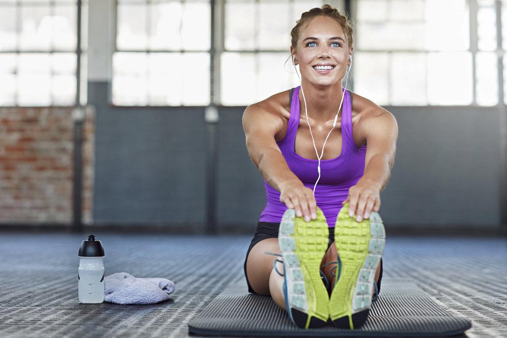 Cvičení má být zdrojem radosti a ne utrpení. Musíte ale změnit svoje myšlení