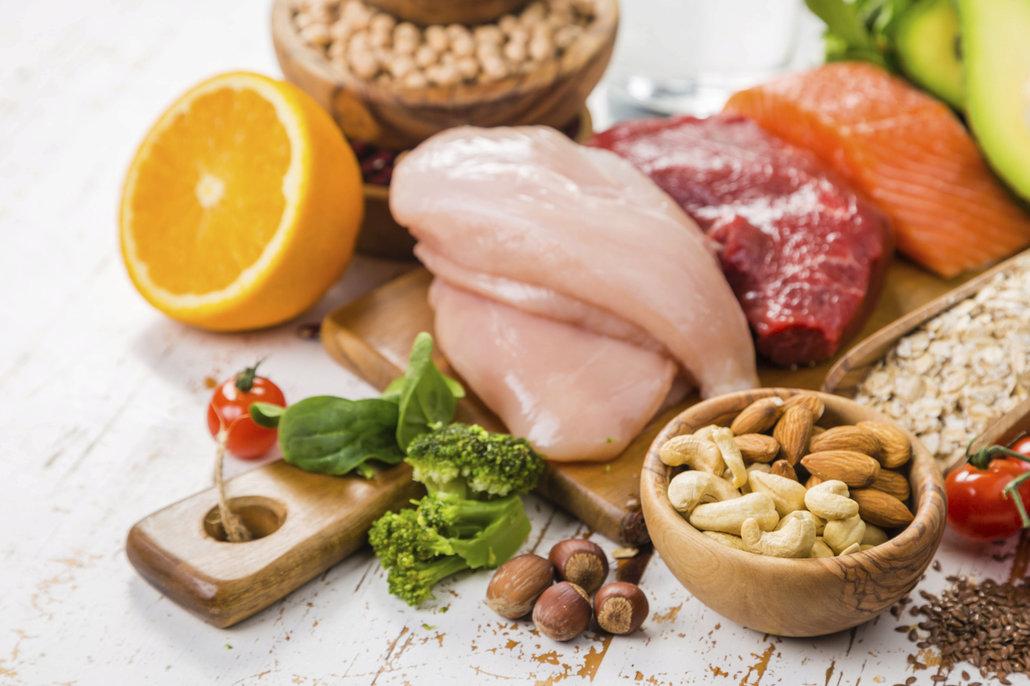 Jídlo dokáže tělo zklidnit nebo naopak utlumit. Záleží na tom, kolik si čeho vyberete