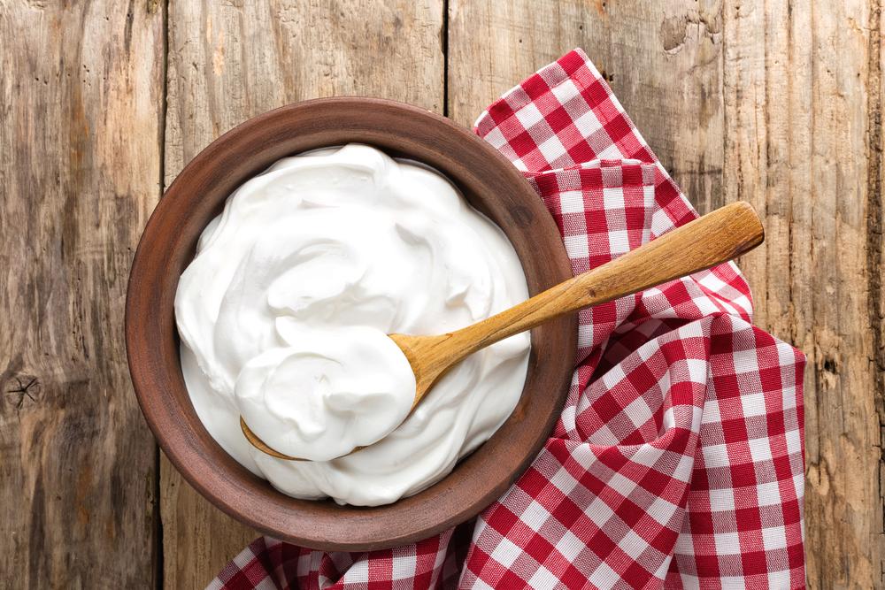 Bílý jogurt je skvělý pro naše zdraví