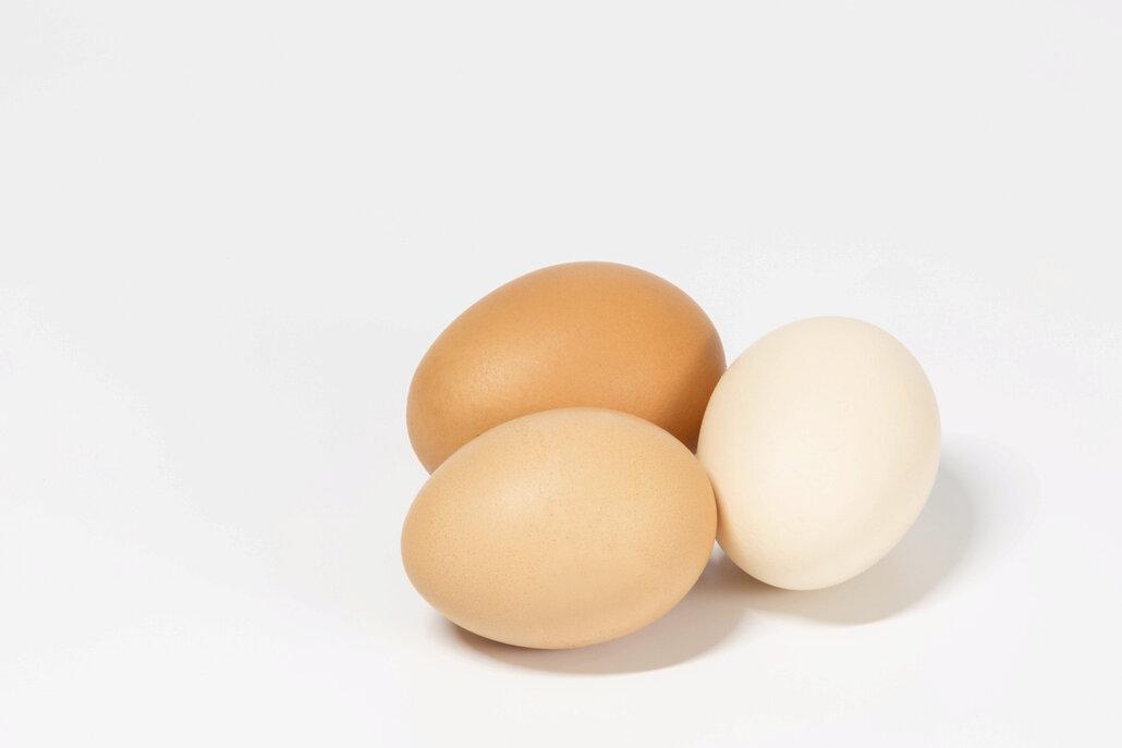 Žloutek je zdrojem luteinu, zeaxantinu a zinku, které chrání vaše oči