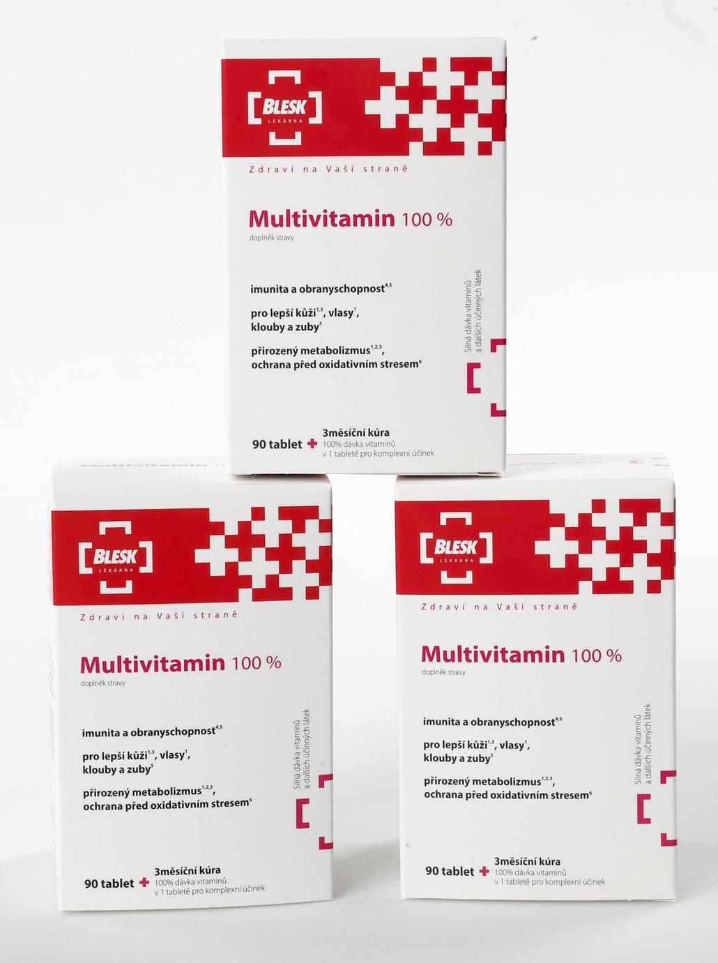 Multivitamin 100 %