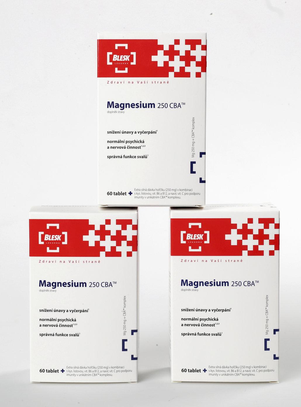 Magnesium 250 CBA TM