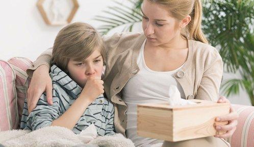 Jak vyléčit kašel u dětí? Kdy pomohou homeopatika?