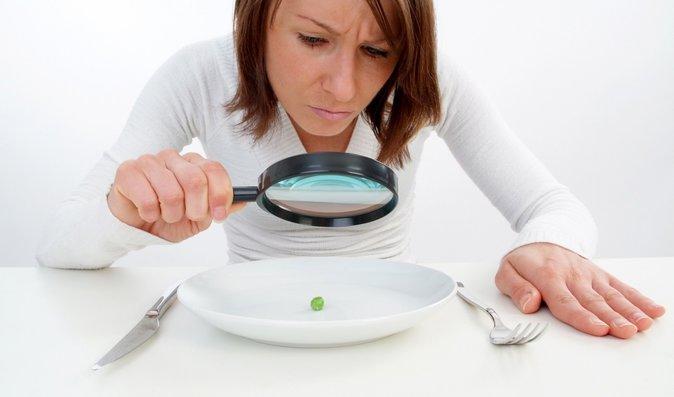 Nejrozšířenější mýtus o hubnutí je nejíst