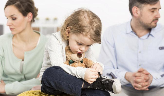 Dítě má ten druhý aneb Syndrom odcizeného rodiče