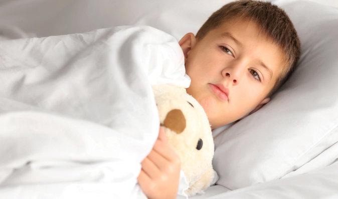Proč děti zvrací a kdy už je to nebezpečné?