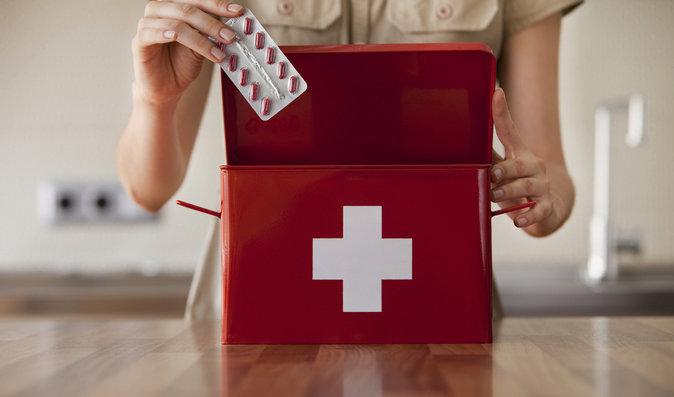 Lékárnička …pro všechny případy