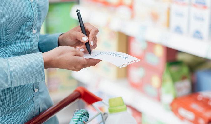 Před nákupem si ujasněte, co chcete vařit, a udělejte si nákupní seznam
