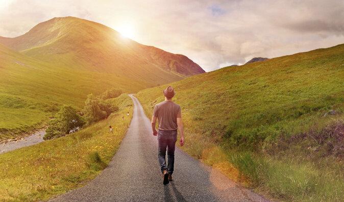 Sport je námaha: Chůze je také sport