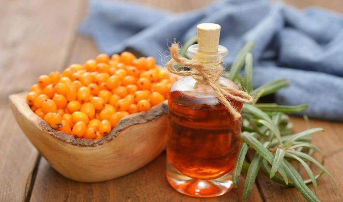 Rakytníkový olej léčí afty i poranění kůže a popáleniny