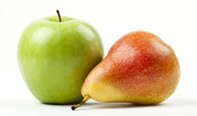 Proč jíst jablka a hrušky? Čistí organismus, mají hodně vlákniny a zaženou hlad