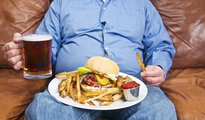 Obezita způsobuje zdravotní problémy