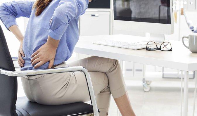 Při práci u počítače je potřeba udělat si krátké přestávky