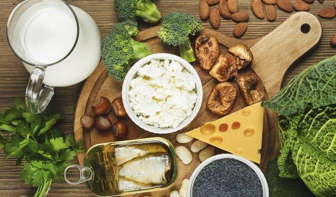 Jarní potraviny