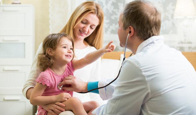 5 tipů, jak připravit děti na návštěvu lékaře