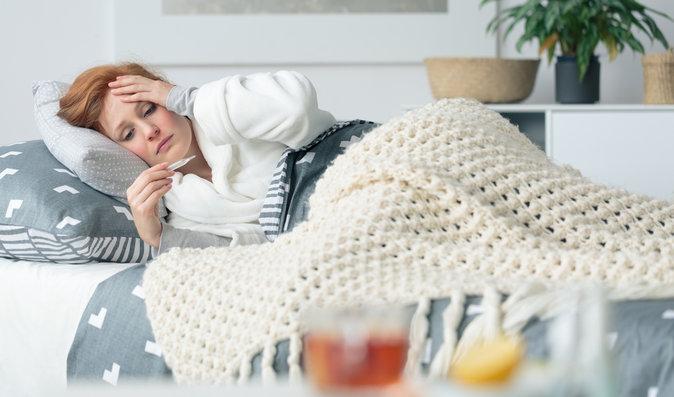 Když nás trápí horečka: Víte, jak si s ní poradit?