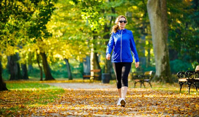 Rychlost chůze prozradí, jak rychle stárnete