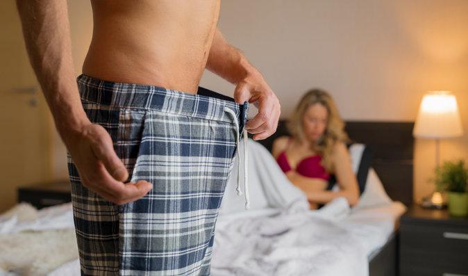 Nová léčba problémů s erekcí? Rázová vlna