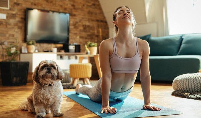 Deset jednoduchých cvičení proti stresu, která zvládne každý