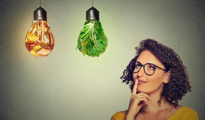 Potraviny, které zlepšují paměť, soustředění a další činnosti mozku