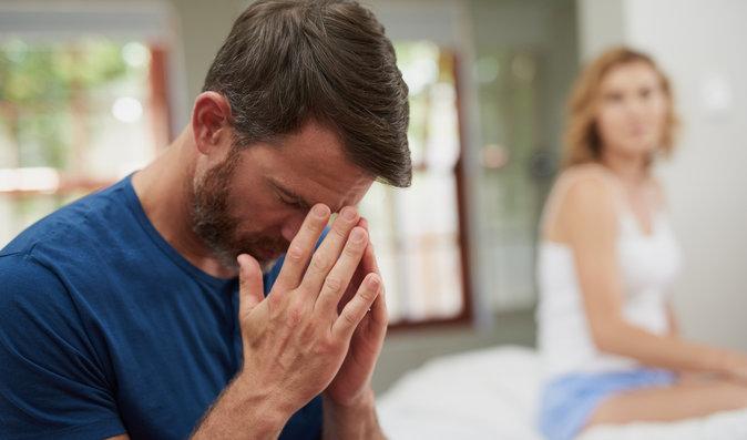 Problémy s erekcí? Na vině mohou být jiné vážné nemoci