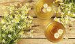 HEŘMÁNEK PRAVÝ. Má dezinfekční účinky a pomáhá i při suchém kašli, užívá se nejčastěji v podobě čaje.