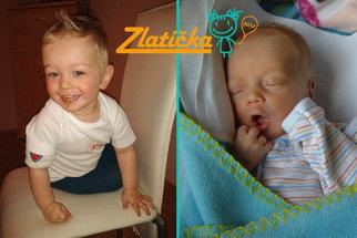 Happy end v příběhu malého Matyáše: Málem zemřel kvůli příušnicím, teď je z něj krásný kluk