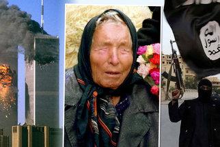Vznik ISIS, tsunami, 11. září a konec Evropy! Děsivá proroctví Baby Bangy se naplňují!