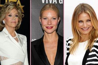 Zpackané plastiky: Co se nepovedlo u Gwyneth Paltrow, Cameron Diaz nebo Courtney Cox?