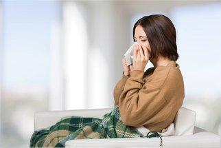 Proč jsem často nemocná? Zkuste omezit stres a pozor na nového partnera