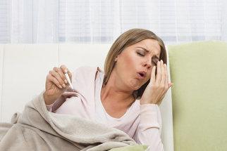 Homeopatika a kašel: Velký přehled příznaků a typů kašle a co může pomoci