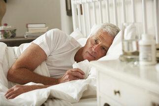 Pro seniora je zápal plic nebezpečný